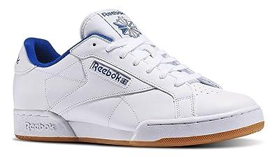 78073d19a8ed Reebok NPC UK II CP Basket mode homme blanc 48.5: Amazon.fr ...