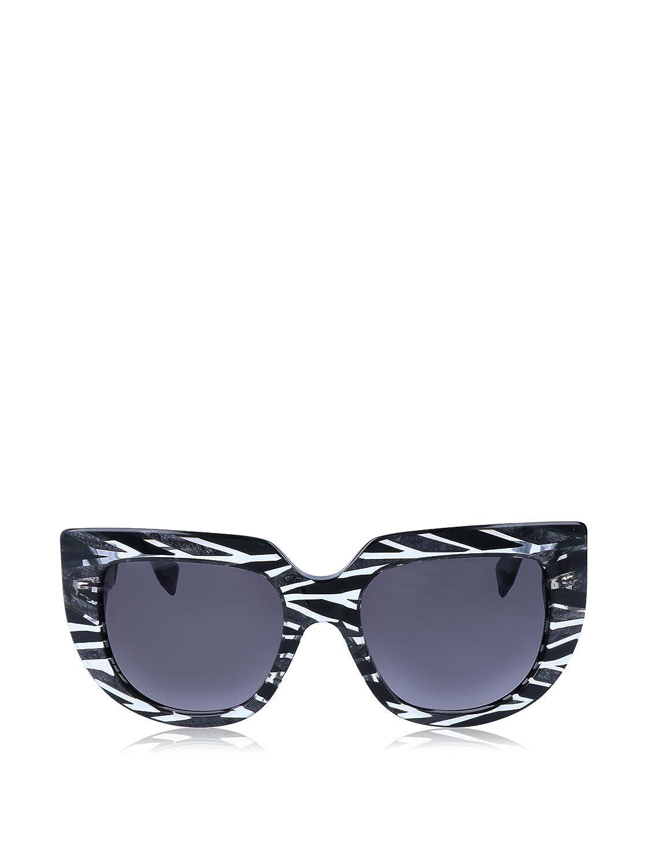 7a0ceee6c9a Amazon.com  New Fendi Sunglasses Women FF 0031 Marble black 7YRHD FF0031  52mm  Shoes