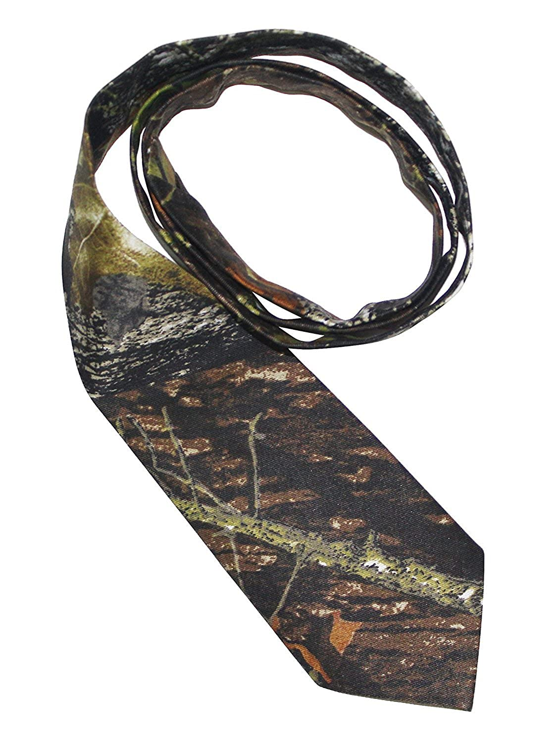 YOUAREFACNY Mens Designer Camo All Over Neck Tie Gift Ideas