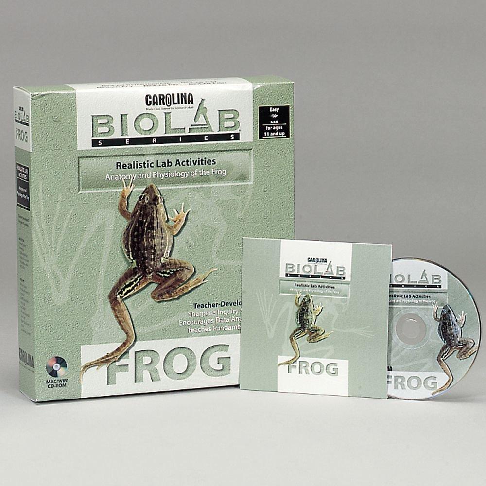 Carolina Bio Lab: Frog CD-ROM by BioLab