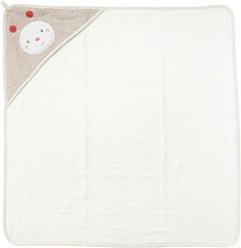Fehn Garden Dreams Collection Bee Hooded Bath Towel