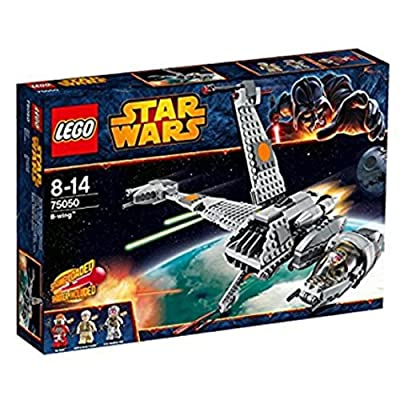 Lego Star Wars B Wing 75050: Toys & Games