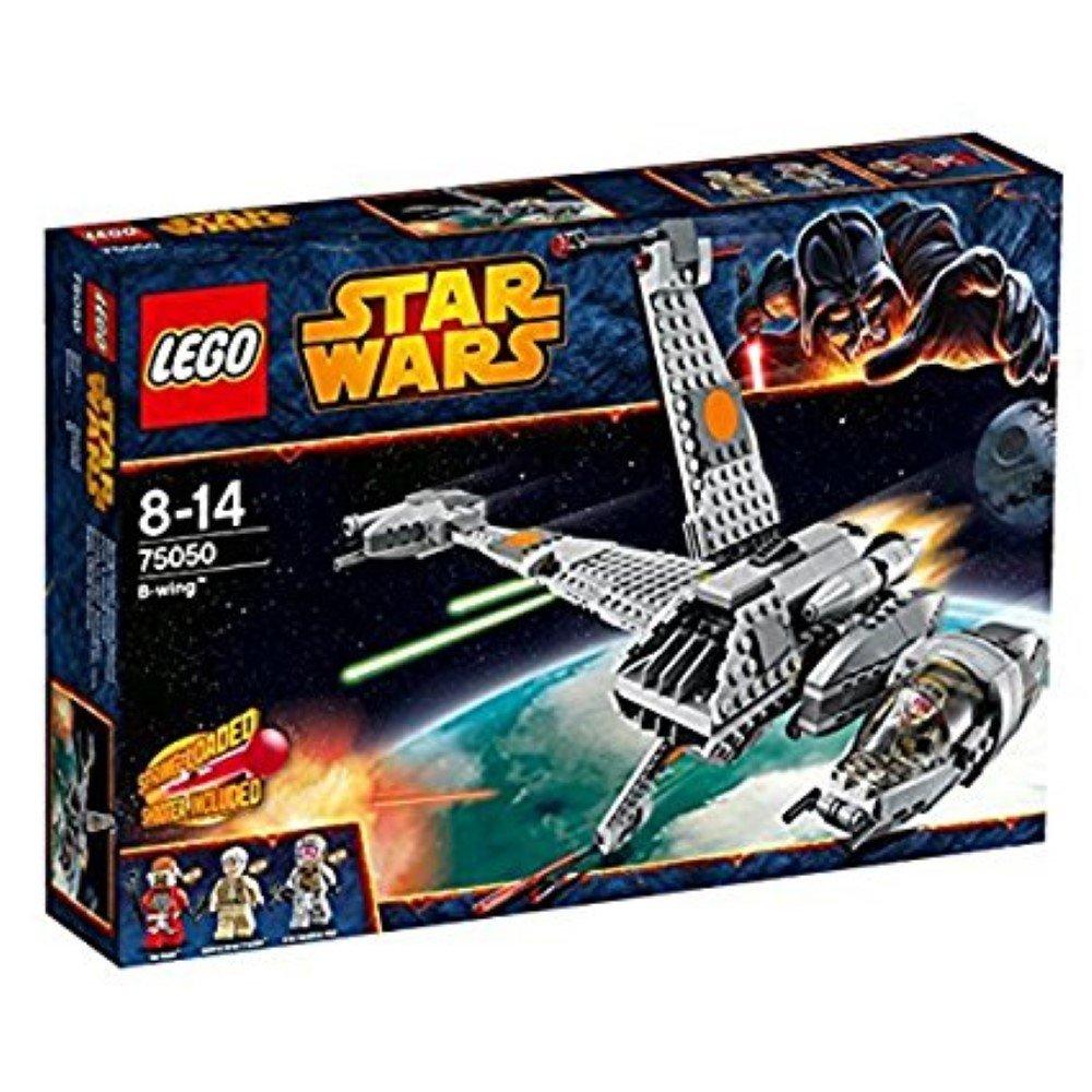 muchas sorpresas LEGO Estrella Wars - B-Wing, Juego de construcción (75050) (75050) (75050)  caliente