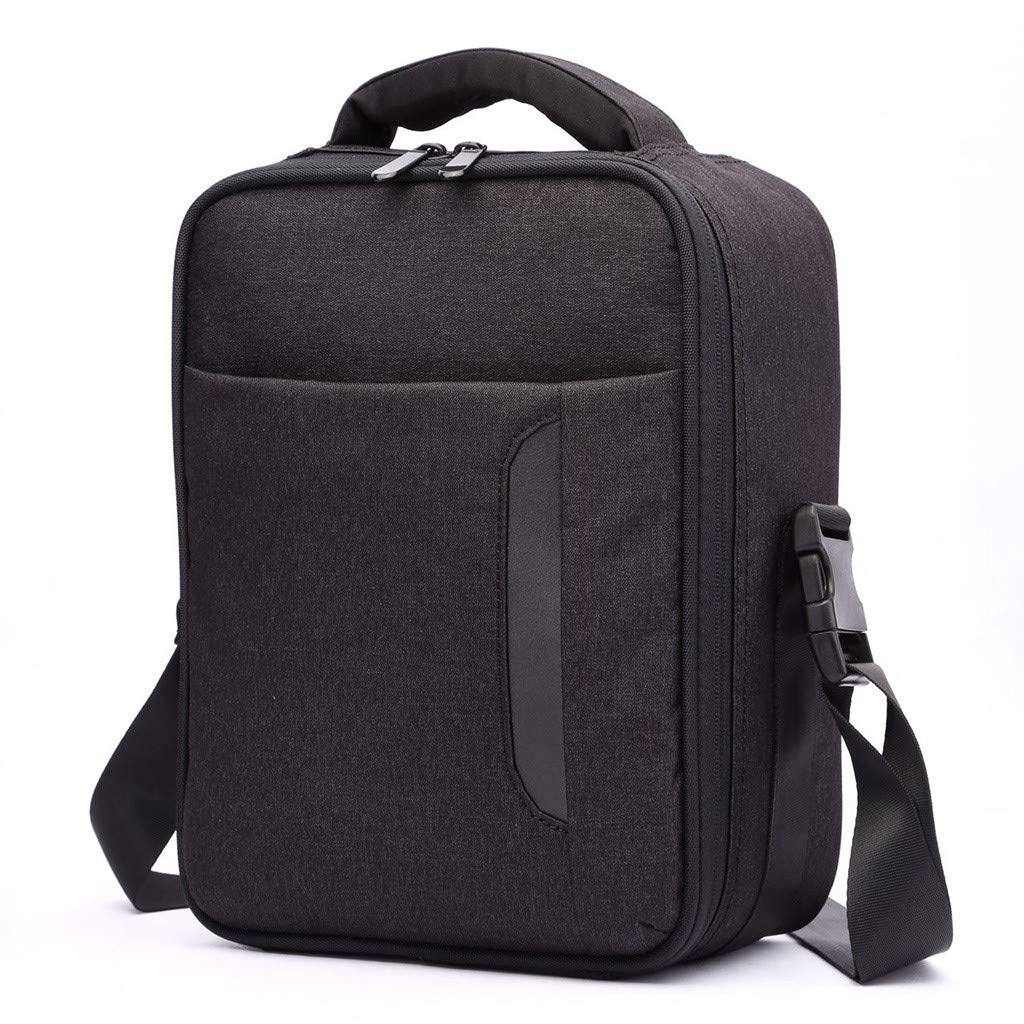 ZJE Drone Handbag Portable Travel Durable Shoulder Bag Backpack Waterproof Carrying Bag Storage Case For SJRC F11 5G WiFi RC Quadcopter Action Camera Drone