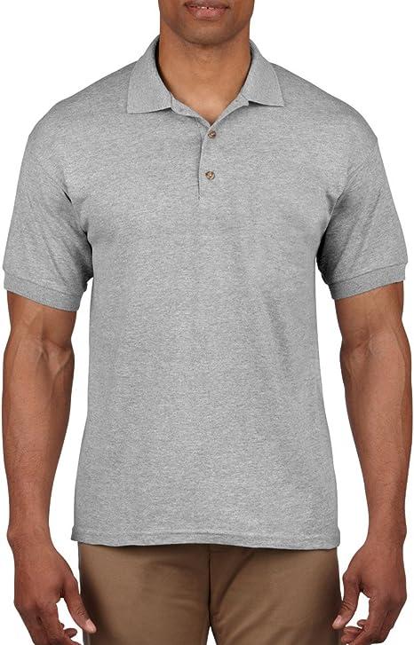 Gildan Peso Pesado Ultra 100% algodón Preencogido Polo de Pique, Talla XS-2 X L, 23 Colores: Amazon.es: Ropa y accesorios