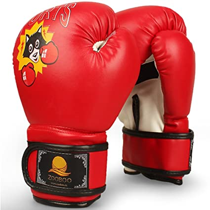 kids zooboo guantes de boxeo guantes mma kickboxing de dibujos