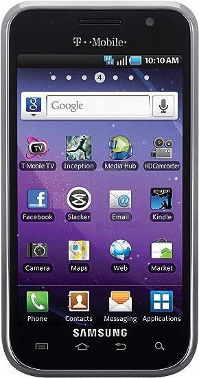 Amazon.com: Samsung T959 Galaxy S Vibrant 4 G GSM ...