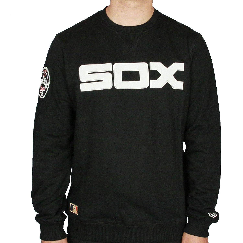release date: a77ae bf016 New Era MLB CHICAGO WHITE SOX Custom Crew Neck Sweatshirt