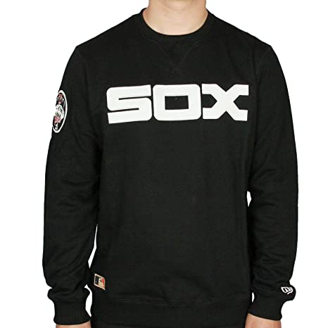 release date: 3dfa2 21efd New Era MLB CHICAGO WHITE SOX Custom Crew Neck Sweatshirt