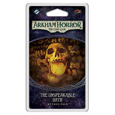 Arkham Horror: The Unspeakable Oath: Toys & Games