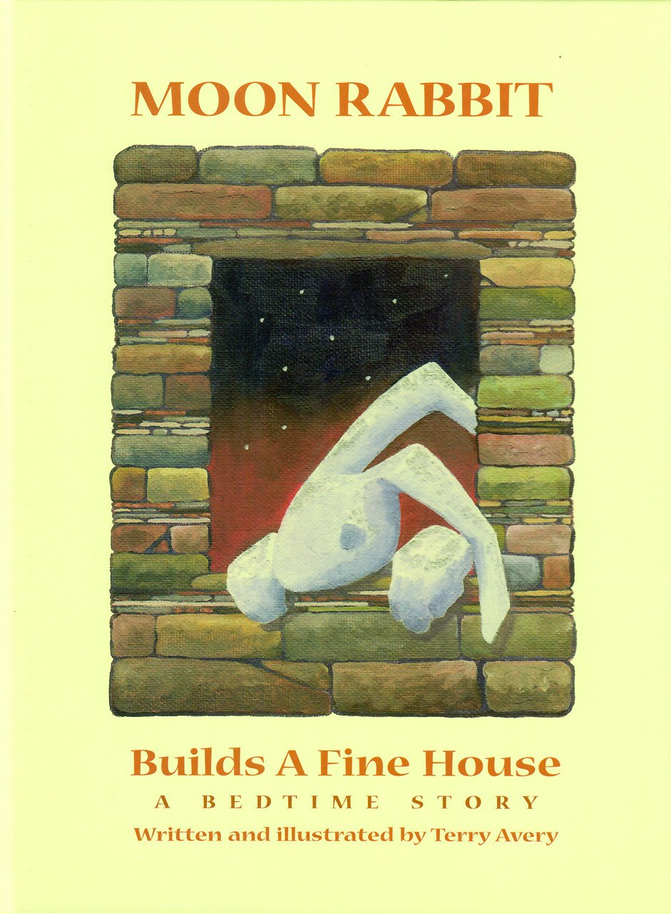 Download Moon Rabbit Builds A Fine House pdf epub