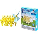 Bo Toys Wind-powered Walking Walker Model Robot Kit Animaris Ordis Parvus Strandbeest