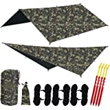Amazon Com Fortric Mosquito Net Single Camping Hammock