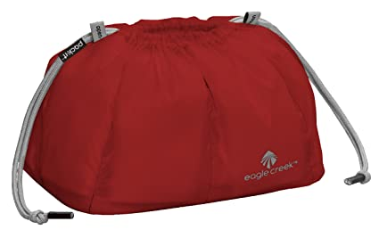 5aa2d2c9627 Amazon.com | Eagle Creek Pack-It Cinch Organizer, Volcano Red ...