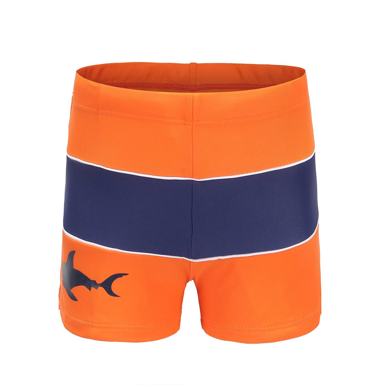 Boys Swim Trunks Kids Swim Shorts Cartoon Swim Boxer Brief