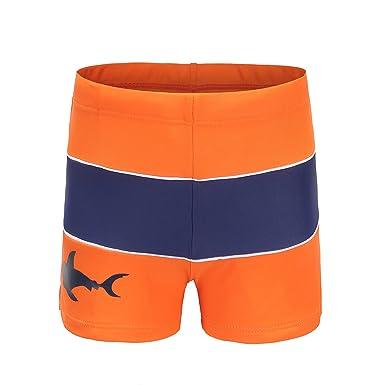 HowJoJo Little Boys Swim Trunks Kids Swim Shorts Cartoon Swim Boxer Brief 3T 08e5d827e4a0