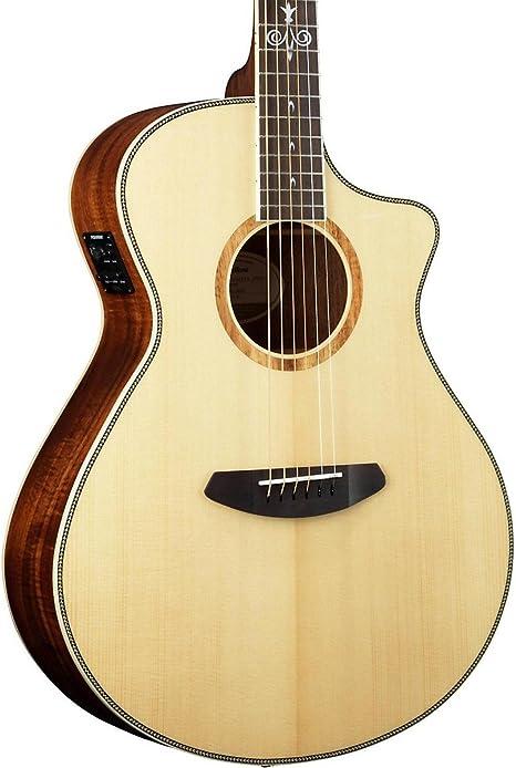 Breedlove 25th aniversario KOA búsqueda concierto guitarra Cutaway ...