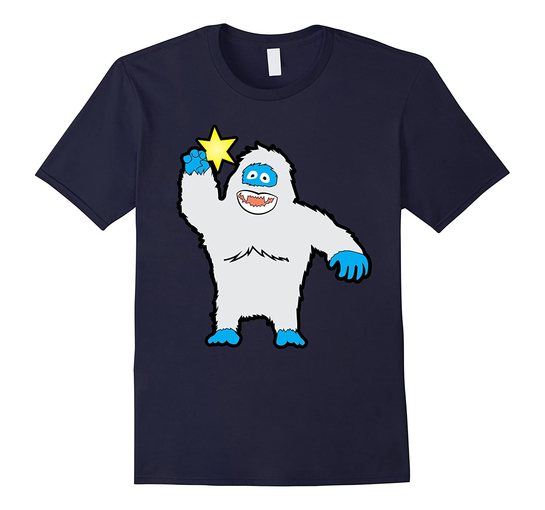 Bigfoot Abominable Snowman Sasquatch Shirt for Kids-FL