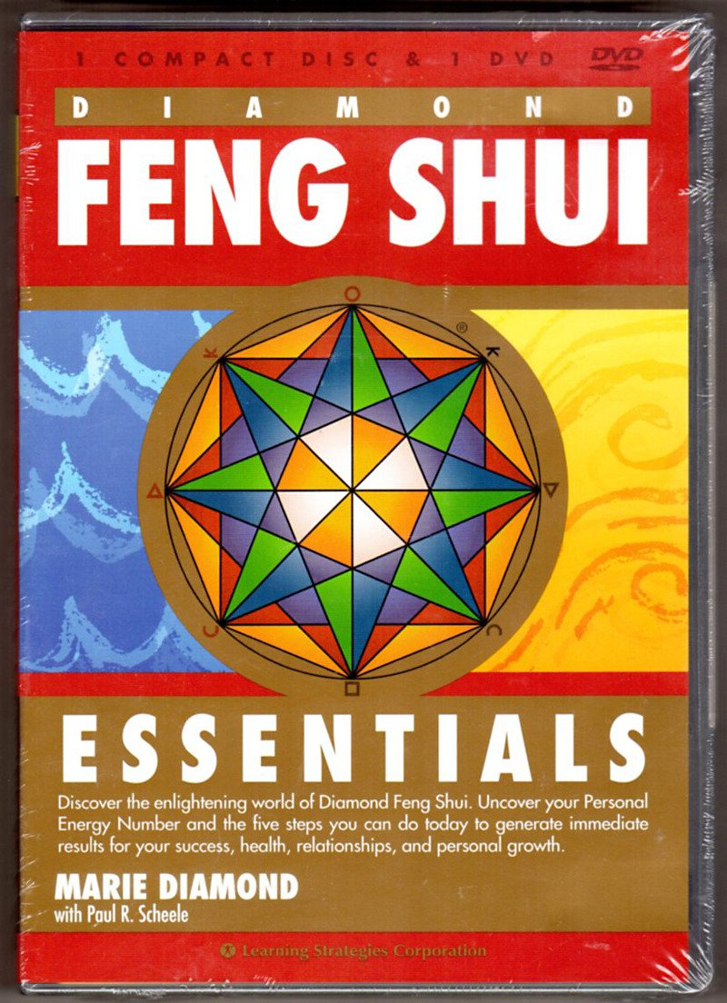 FENG SHUI ESSENTIALS - CD & DVD LEARNING STRATEGIES CORP., MARIE DIAMOND
