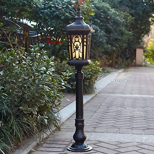 Hammer Vía Luces al Aire Libre, Wireless LED jardín Luces, Luces de Camino a Prueba de Agua for el Aire Libre del Patio, Patio, Pasarela, Césped.: Amazon.es: Hogar