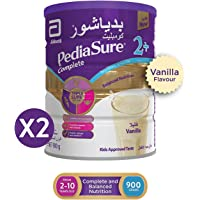 PediaSure Complete 2+ Vanilla 900 gm Twin Pack - (35 AED off)