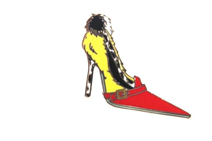 Amazoncom Disney Villains Designer High Heel Pumps Shoes