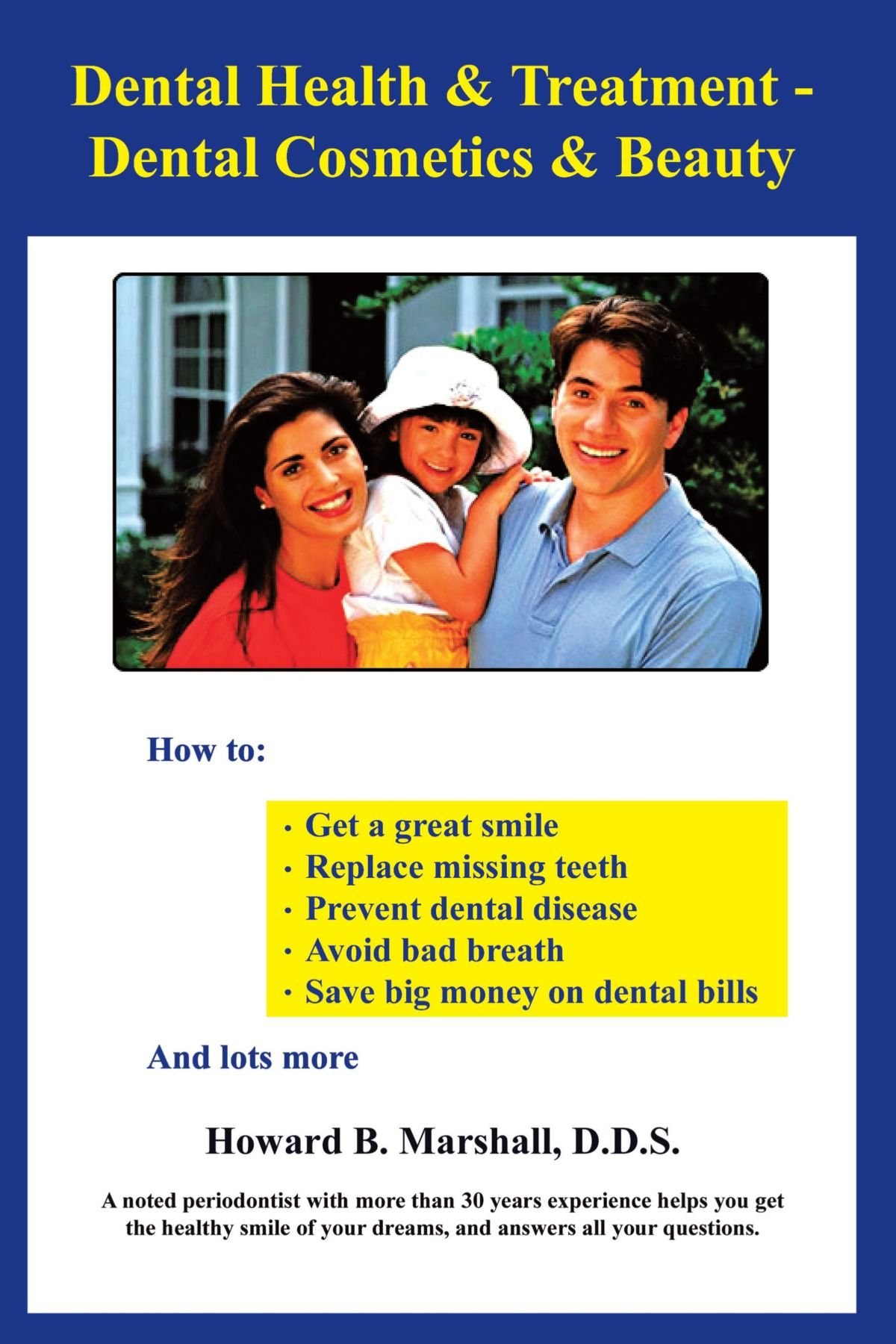 Download Dental Health & Treatment - Dental Cosmetics & Beauty PDF