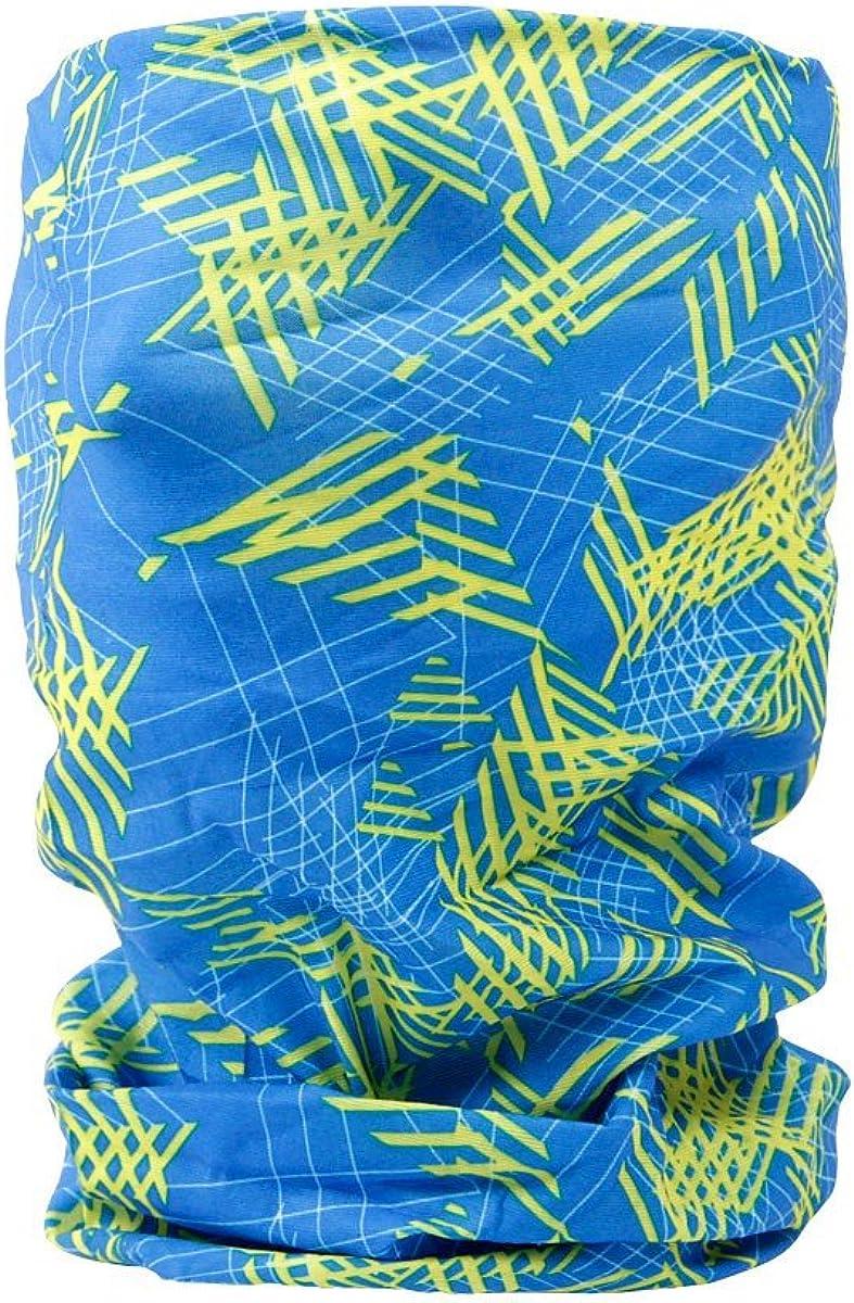 Jagen ideal zum Angeln Joggen /& f/ür Biker sch/ützt gegen Sonne Alsino Multifunktionstuch Halstuch Schlauchtuch Gesichtsschutz Motorrad Tuch 50 cm lang Wind