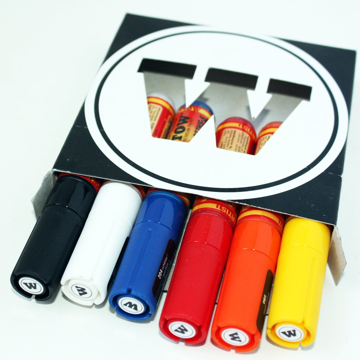Molotow One4All 227 HS-Short 6er Marker Set 1 MolotowOne4All