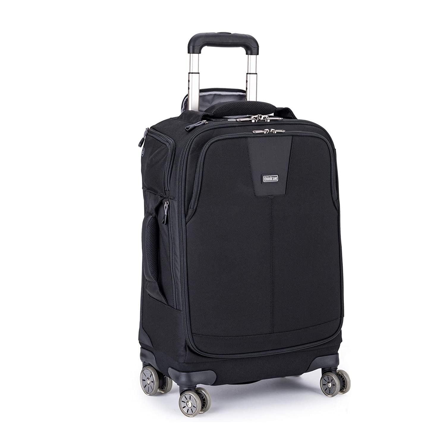 Think Tank Airport Roller Derby Rolling Carry-On Camera Bag (Black)