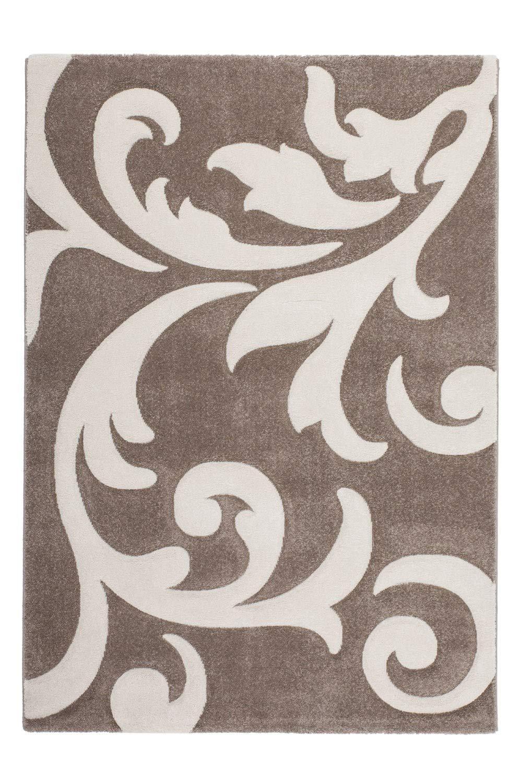 Lalee abgepasste Teppiche, 100% Polypropylen, Mehrfarbig, 120 cm x 170 cm
