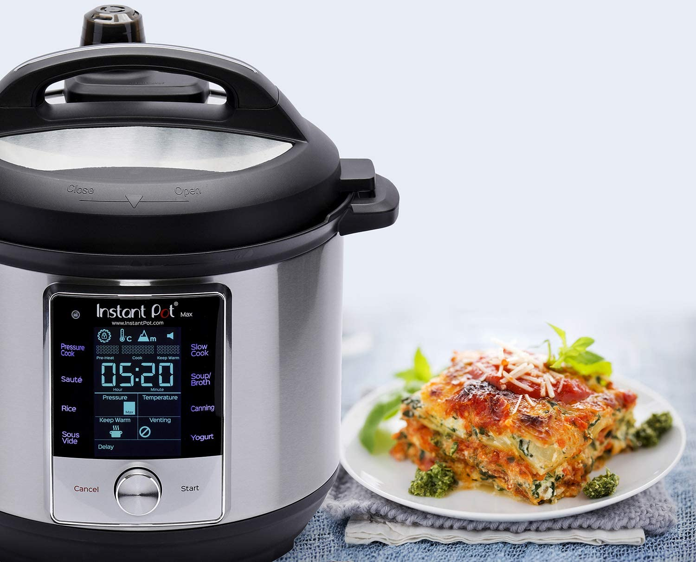 Instant Pot 电高压锅型号对比和选购指南