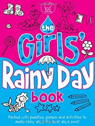 The Girls' Rainy Day Book (Buster Books)