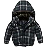 Tommy Hilfiger HOUSTON DOWN PARKA Manteau, Bleu (Midnight