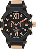 MW3-11010-028 Mulco Nuit Link Chronograph Unisex Watch