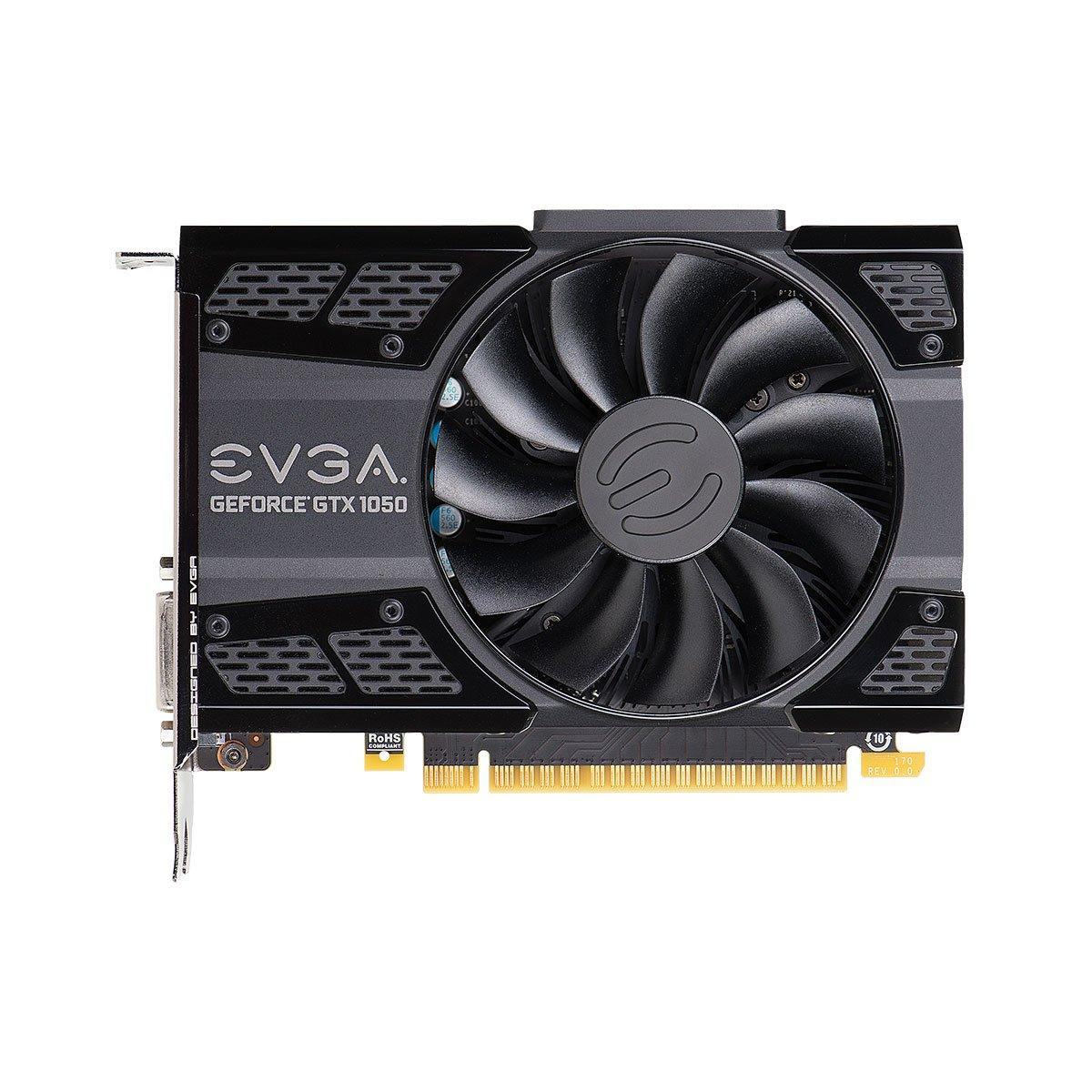 GeForce GTX 1050 de EVGA, 2GB GDDR5, DX12 OSD; Tarjeta ...