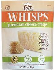 Cello Whisps Parmesan Cheese Crisp, 9.5 Ounce by Cello