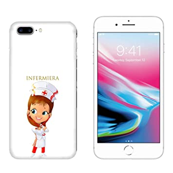 Funda iPhone 8 Plus Carcasa Apple iPhone 8 Plus Las mujeres ...