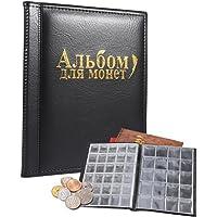 Archivador para colección de monedas: Álbum de monedas