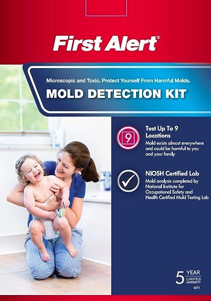 Amazon First Alert MT1 Mold Detection Kit Home Improvement