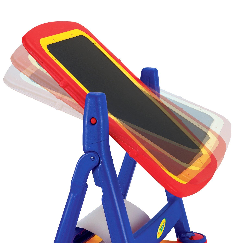 Crayola Qwikflip 2 Sided Easel Blue