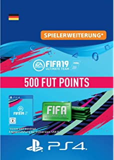 Fifa 18 Ultimate Team 500 Fifa Points Ps4 Download Code