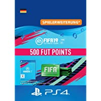FIFA 19 Ultimate Team - 500 FIFA Points | PS4 Download Code - deutsches Konto