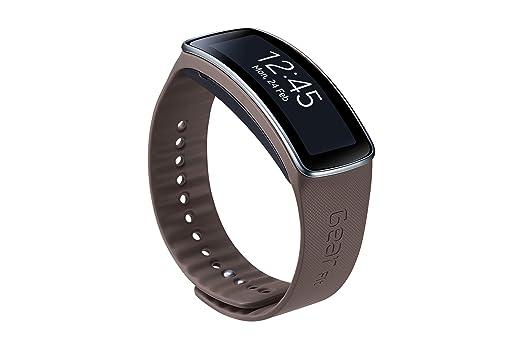 134 opinioni per Samsung ET-SR350BSEGWW Cinturino intercambiabile per Gear Fit, Grigio