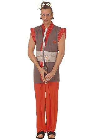 César - Disfraz de chino para hombre, talla 50 (A872-001): Amazon ...