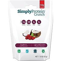 Raspberry, Coconut Crunch, 6 Single Serve Pouches