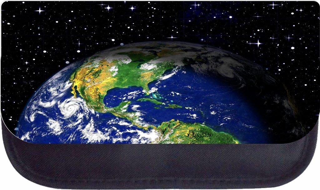 Planet Earth Amongst The Stars Rosie Parker Inc TM School Messenger Bag and Pencil Case Set