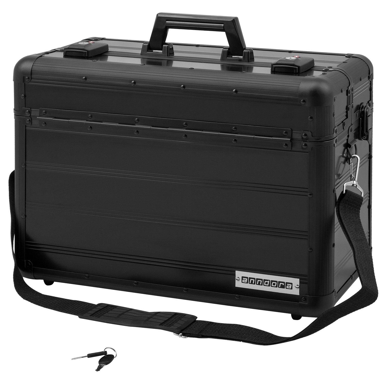 Schwarz HöChste Bequemlichkeit Das Beste Kosmetikkoffer Gebraucht Aus Leder Kleidung & Accessoires Handtaschen-accessoires