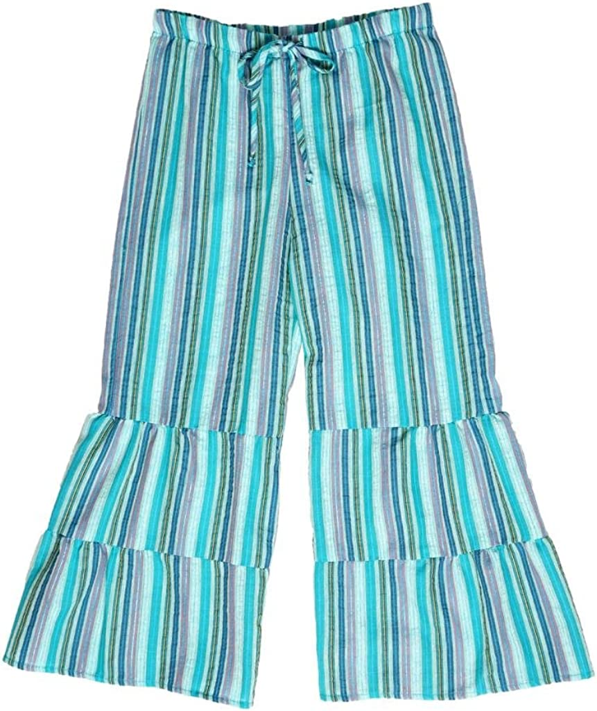 Mixed Up Clothing Little Girls Striped Palazzo Pants