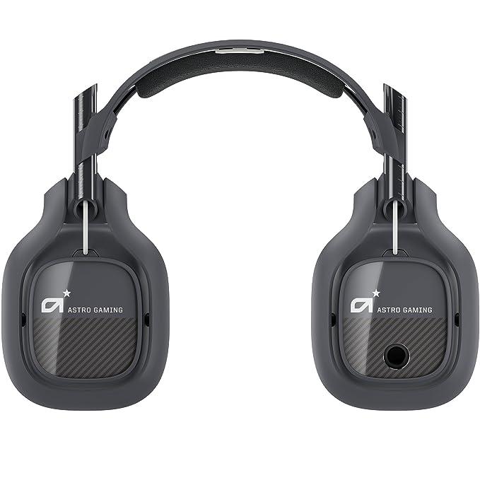 ASTRO Gaming A40 + MixAmp Pro Binaural Diadema Negro auricular con micrófono - Auriculares con micrófono (PC/Juegos, Binaural, Diadema, Negro, Alámbrico, ...
